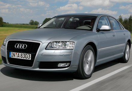 The Luxurious And Stylish Audi A8. March 14, 2009 by rishad