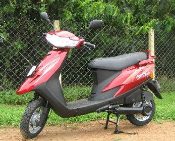 TVS Scooty Teenz electric is a pep electric vehicle running on an 800 w ...